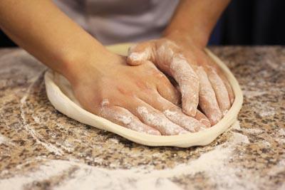 dr.pizza 比萨制作过程
