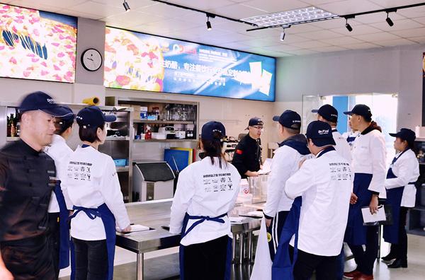 20191205 上海轻餐班