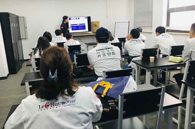 20191125期上海美式班